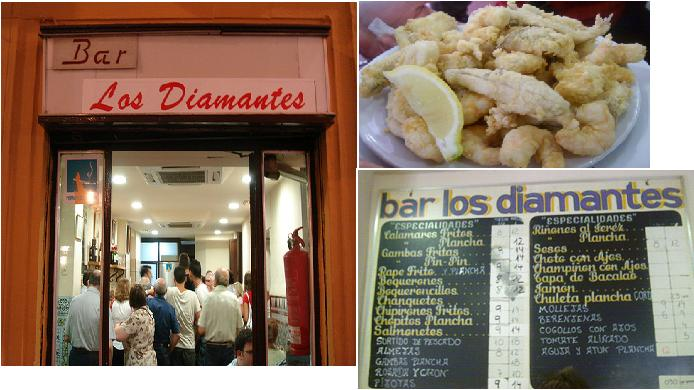 Los Diamantes