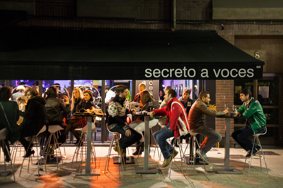 Secreo a voces - Oviedo